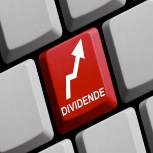 Évolution du dividende